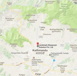 list of Manpower Agencies in Nepal